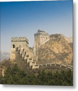 Great Wall Of China - Jinshanling Metal Print