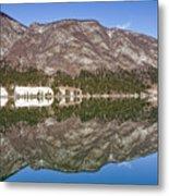 Lake Bohinj Metal Print