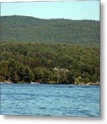 Lake George New York Metal Print