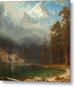 Mount Corcoran Metal Print