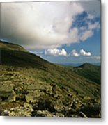 Mount Washington - White Mountains New Hampshire Usa Metal Print