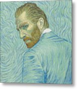 Our Loving Vincent Metal Print