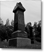 Odd Fellows Cemetery Metal Print