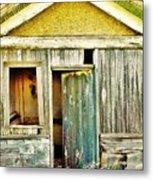 One Country Farmhouse Metal Print