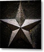 5-pointed Star Metal Print