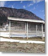 Slovenian Alps Metal Print