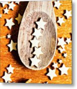 5 Star Catering And Restaurant Award Metal Print