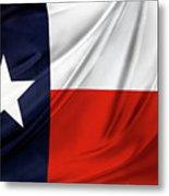 Texas Flag Metal Print