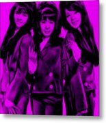 The Ronettes Collection Metal Print