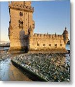 Tower Of Belem Metal Print