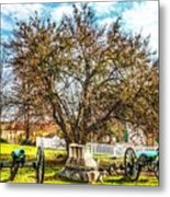 Trostle Farm Metal Print