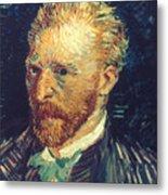 Vincent Van Gogh (1853-1890) Metal Print