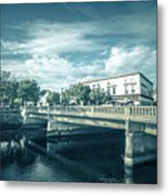Westerly Is A Town On The Southwestern Shoreline Of Washington C Metal Print