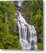 Whitewater Falls Metal Print