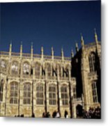 Windsor Castle England United Kingdom Uk Metal Print