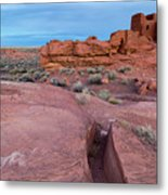Wupatki National Monument Metal Print