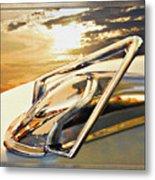 50 Hudson Hood Ornament Metal Print