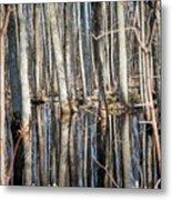 50 Shades Of Trees Metal Print