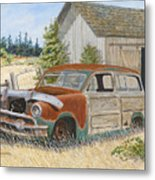 '51 Country Squire Metal Print