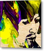Eric Clapton Collection Metal Print