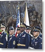 54th Regiment Bos2015_183 Metal Print