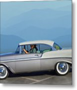 56 Bel Air Metal Print