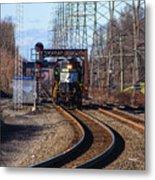 5664 Norfolk Southern Engine Metal Print