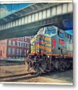 5th Street Bridge Metal Print