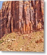 Views Of Canyonlands National Park Metal Print