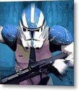 A Star Wars Art Metal Print