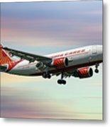 Air India Cargo Airbus A310-304 Metal Print