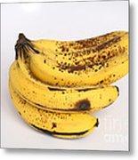 Banana Ripening Sequence Metal Print