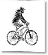 Bike Life  Metal Print