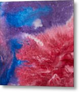 Color Abstracts Metal Print