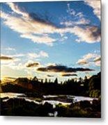 Elkton River Metal Print