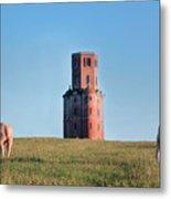 Horton Tower - England Metal Print
