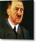 Leaders Of Wwii, Adolf Hitler Metal Print