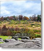 Little Round Top Metal Print