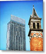 Manchester - Beetham Tower Metal Print