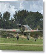 Mark 1 Hawker Hurricane Metal Print