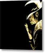Michael Jackson Collection Metal Print