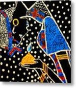 Murle South Sudanese Wise Virgin Metal Print