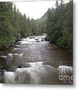 Sainte-anne River, Quebec Metal Print