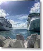 St. Maarten Metal Print