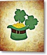 St. Patrick's Day Metal Print