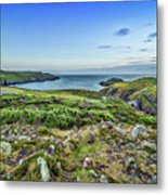 Strumble Head Lighthouse Metal Print