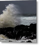 The Adobe Metal Print
