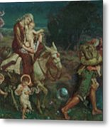 The Triumph Of The Innocents Metal Print