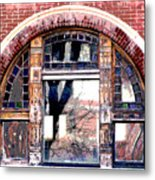 Window Series Metal Print