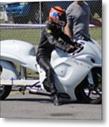 Man Cup 08 2016 By Jt Metal Print